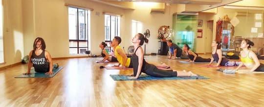 Aravind Yoga