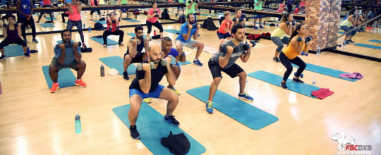 Fitness Bootcamp DXB