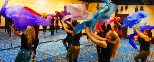 Serpentine Dance Studios