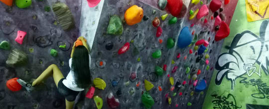 Bolder Ventures Climbing Gym