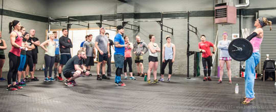 CrossFit Mt. Lebanon