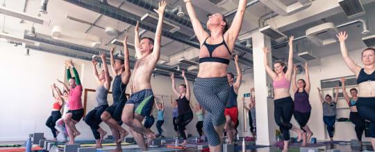 Lumi Power Yoga