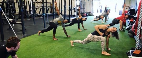 Urijah Faber's Ultimate Fitness