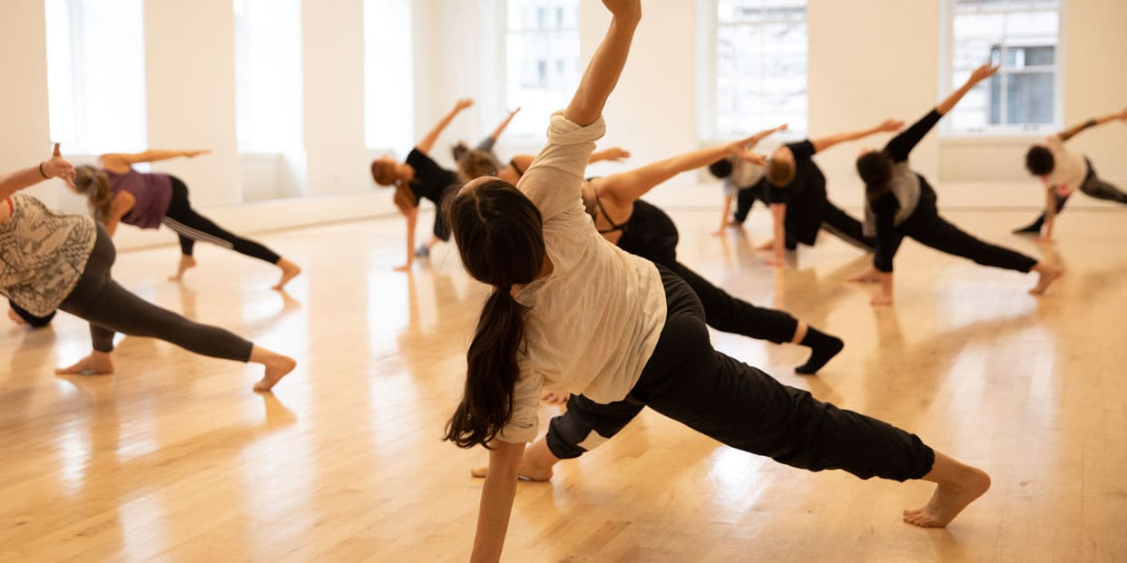 Gibney Dance: Read Reviews and Book Classes on ClassPass