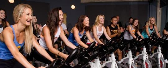 JoyRide Cycling + Fitness at Alon