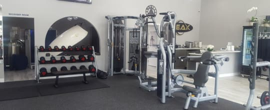 Peak Performance Cryo and Gym