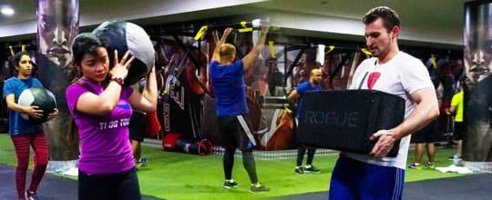 FitnessHQ Dubai