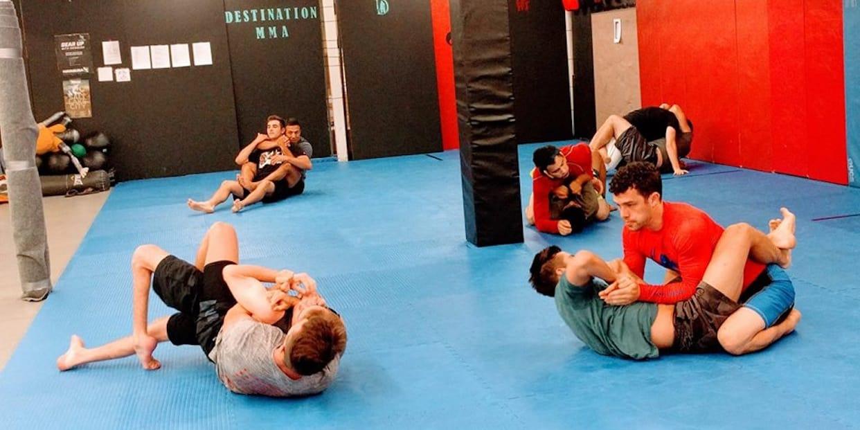 Judo/Wrestling at Destination MMA - Ogden: Read Reviews and Book