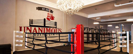 Unanimous Boxing Gym