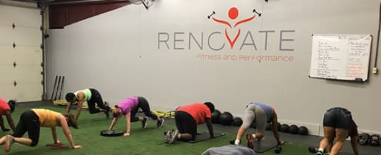 Renovate Fitness & Performance