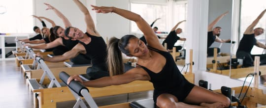 Aura: Pilates and Wellness