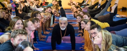 Dharma Yoga New York Center