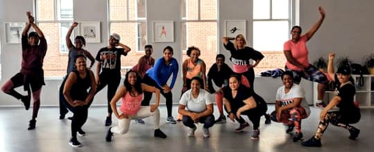 Boss Chick Dance Workout of Gwinnett