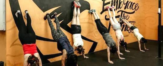 CrossFit Garuda