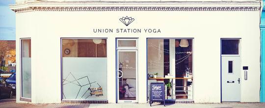 Union Station Yoga