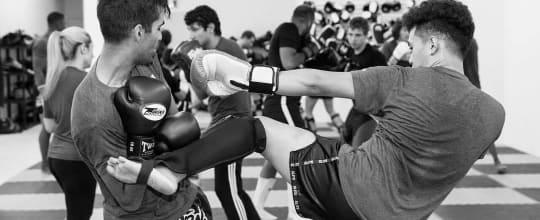 Marine Kickboxing