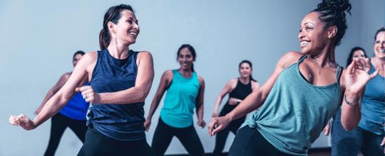 Seattle Jazzercise Fitness Studio