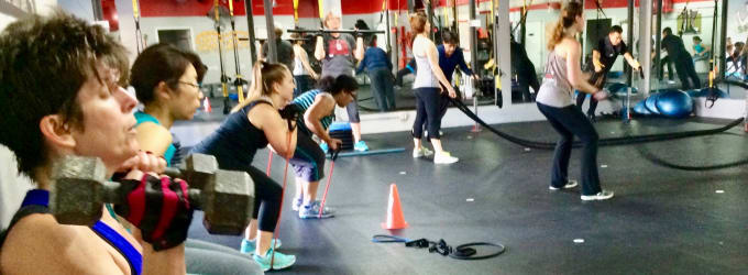 Shape UP! Boot Camps & Fitness