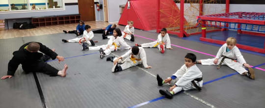 Balance Academy Martial Arts