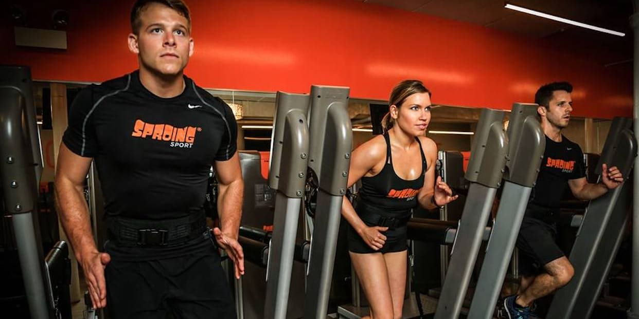 Swing Science Boxing HIIT at Sproing Sport - Urbana: Read