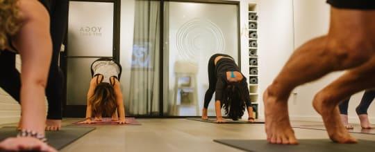 Yoga Off East