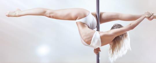 Twirl n Shape Pole Fitness