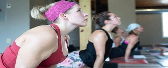 Power Yoga Buffalo - Elmwood