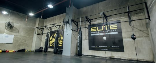 Elite Boxing and Muay Thai Eastwood