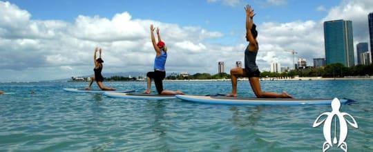 Yoga Kai Hawaii