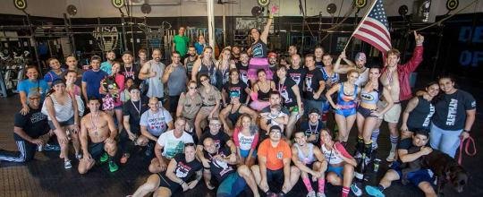 CrossFit Muscle Farm