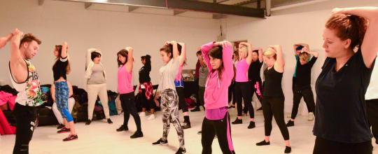 Streetenvy Dance & Fitness Academy