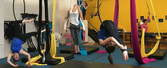 UP Aerial Fitness