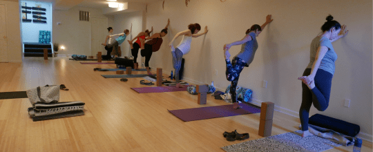 Breathing Space Yoga