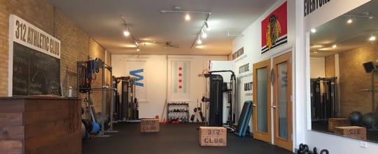 312 Athletic Club