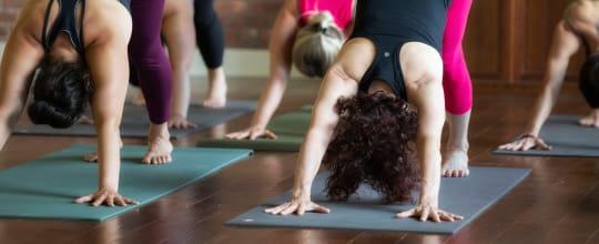 East Meets West Yoga