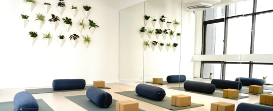 Śānti Space Yoga and Wellness