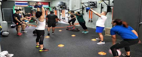 BodyBurn Fitness