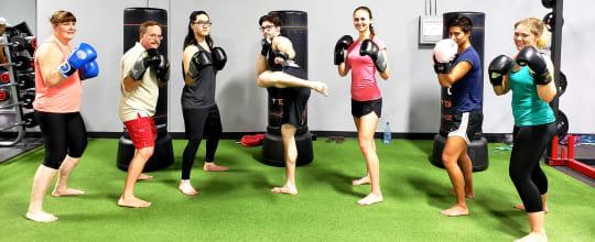 Kinetic Kickboxing