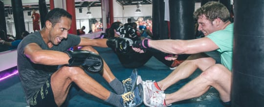 Round 10 Boxing