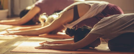 Stay Balanced Yoga