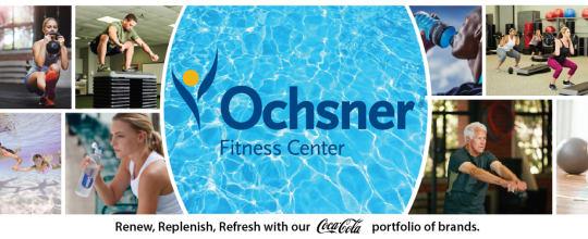Ochsner Fitness Center