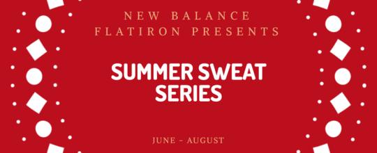 New Balance Summer Sweat Series