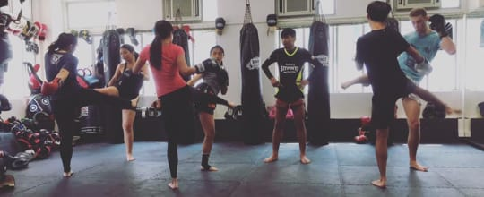 Sitpinyo Muay Thai and Fitness