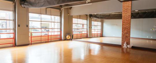 Zen Yoga Garage