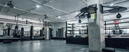 Elite Boxing and Muay Thai Ortigas