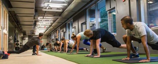 Bodymass Gym