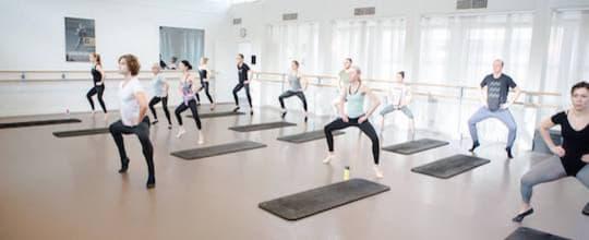Zhembrovskyy Ballet Dance Fitness