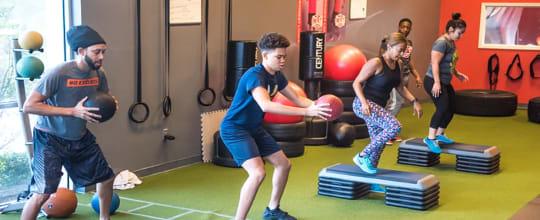 HIIT Next Level Fitness Training Studio