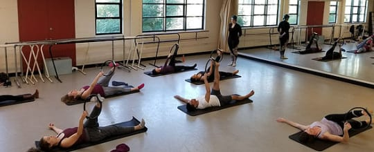 The Pilates School- Mission Studio