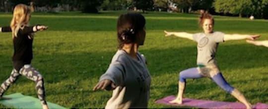 Rachel Lucy Yoga
